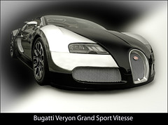 Bugatti Veryon (Steve Corey) Tags: exoticcar 1200hp mostexpensive expensivecar fastestcar powerfulcar bugattiveryongrandsportvitesse 268mph 3modesuspension 16cyclinder