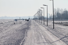 Polderbaan (Jeroen Stroes Photography) Tags: winter snow airport sneeuw schiphol koud haarlemmermeer polderbaan klunen