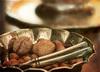 Noci e nocciole (in eva vae) Tags: stilllife macro texture closeup canon silver dof bokeh walnuts crop nutcracker hazelnuts naturamorta argento inevavae flickrstruereflection1