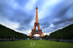 Tour Eiffel -   (Abdulilah Al-yousef ) Tags: tower tour eiffel