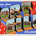 Greetings from Fort Sill, Oklahoma - Large Letter Postcard