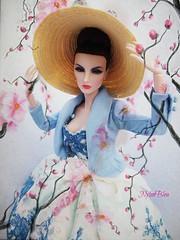 My China Porcelaine (NylonBleu) Tags: blue fashion toys doll flickr elise bleu most wanted royalty integrity ipernity nylonbleu