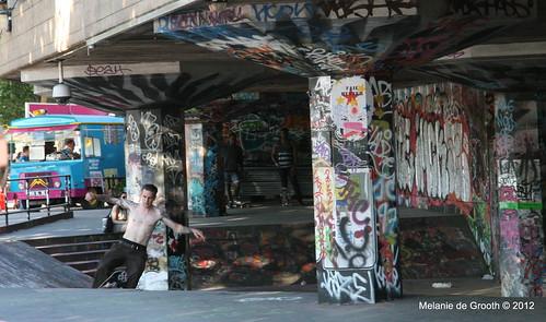 Tatooed Skateboarder 1
