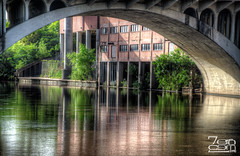 Allens landing_20120728_0012_3_4.jpg (SGR Photo) Tags: 2012 allenslanding buffalobayou downtown hdr houston houstonphotowalks photomatix places preservationhouston texas usa
