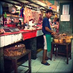 Butcher (Rhannel Alaba) Tags: city philippines cebu minglanilla pido alaba iphoneography rhannel