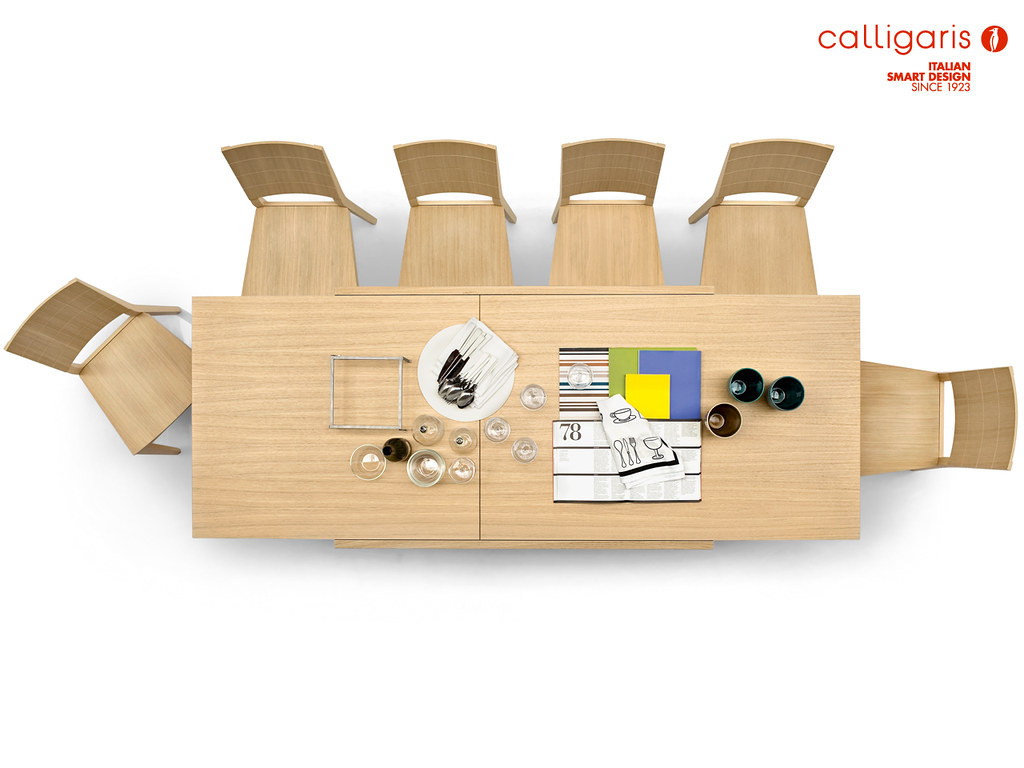 The world 39 s best photos of calligaris and tavolo flickr for Tavolo vero calligaris