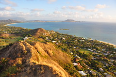 Ka'iwa Ridge (XJCreations) Tags: sunrise hawaii oahu hiking lanikai bunkers pillboxes kawiaridge