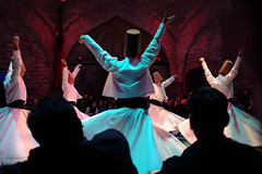 whirling dervishes, istanbul, turkey [_DSF2368] (marios savva) Tags: turkey dance istanbul ritual sufi dervishes whirling constantinople