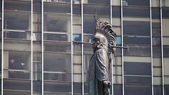 Cuauhtemoc (lee paqui) Tags: cuauhtemoc statue cuauhtemocstatue mexicocity