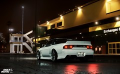 Street Sweeper! (GL1) Tags: fatlace lab origin originlab white lights blur night speedhunters wheels work fitment stance 240 240sx sx 180 180sx nissan 2016 2015 speed for need nfs car vehicle outdoor yellow