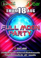 08-18-16 Club Insomnia and Ibar Pattaya Presents Full Moon Party (clubbingthailand) Tags: club insomnia pattaya dj party thai thailand httpclubbingthailandcom walkingstreet edm event ibar