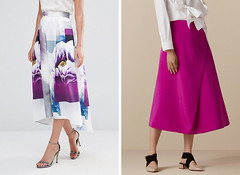 Capsule Wardrobe Pieces That Suit All Body Shapes & Sizes - No.3 Midi Skirts | Not Dressed As Lamb (Not Dressed As Lamb) Tags: skirts midi length style fashion classic