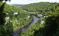 Symonds Yat Wye Valley (WYEEXPLORER) Tags: symonds yat wye valley river woodland view