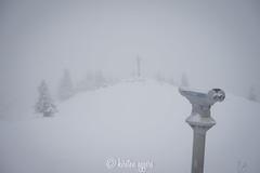 _DSC0464-KirstenEggers (Kiki m. E.) Tags: deutschland germany schnee snow fog nebel diesig winter kreuz cross chiemgau wolkig cloudy outdoor masterview berg mountain