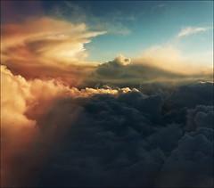 Sky landscape (Katarina 2353) Tags: sunset sky summer katarina2353 katarinastefanovic