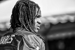 2016 Faces of Training Camp-158 (Mather-Photo) Tags: 2016 andrewmather andrewmatherphotography blackandwhite chiefs chiefskingdom chiefstrainingcamp closeup colorless faces football helmetoff kcchiefs kansascitychiefs matherphoto monochrome nfl sportsphotography summer team trainingcamp