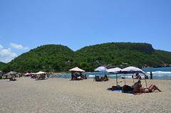 Playa Siboney, Santiago de Cuba. (heraldeixample) Tags: heraldeixample cuba gent people gente pueblo popular playa siboney platja beach plage albertdelahoz republicadecuba santiagodecuba