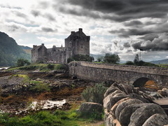 Eilean Donan Castle 9 (Jan Enthoven) Tags: scotland highlands eilean donan castle panorama vista dornie