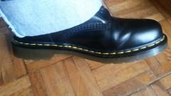 20160703_125206 (rugby#9) Tags: drmartens boots icon size 7 eyelets doc docs doctormarten martens air wair airwair bouncing soles original 10 hole lace docmartens dms cushion sole yellow stitching yellowstitching dr comfort cushioned wear feet dm 10hole black 1490 indoor footwear shoe boot jeans 501s 501 levi levis levi501s