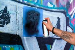 Roma. Magliana. Street art by Lus57 on graffiti by June (R come Rit@) Tags: italia italy roma rome ritarestifo photography streetphotography streetart arte art arteurbana streetartphotography urbanart urban wall walls wallart graffiti graff graffitiart muro muri streetartroma streetartrome romestreetart romastreetart graffitiroma graffitirome romegraffiti romeurbanart urbanartroma streetartitaly italystreetart contemporaryart artecontemporanea artedistrada lus57 stencil stencilart mascherina silhouette bandida brigantessa brigantaggio sanfrancesco uccelli birds teschio skull skullart magliana june spray sprayart cross crossing crossed