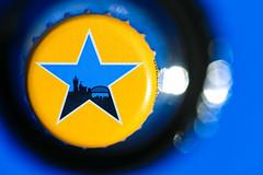 Macro Mondays - Stars (that Geoff...) Tags: macro mondays macromondays star stars bottle cap top beer ale brown newcastle tyne tyneside geordie british newcastlebrownale dog pint