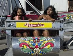 D7K_8546_ep (Eric.Parker) Tags: scrambler cne 2016 canadiannationalexhibition fair fairgrounds rides ferris merrygoround carousel toronto fairground midway6 midway funfair