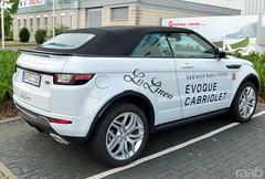 Range Rover Evoque TD4 Cabriolet (TIMRAAB227) Tags: rangerover landrover evoque td4 suv cabriolet convertible l538 car auto coche bonn
