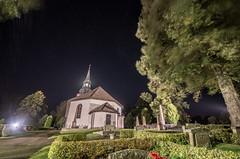 church at night (Mange J) Tags: 10mm k5ii karlstad magnusjakobsson nightshot pentax sigma1020exdc sigma1020 sverige sweden vrmland church hdr longexposure night pentaxart vrmlandsln se