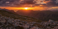 The Aonach Eagach (J McSporran) Tags: scotland highlands westhighlands aonacheagach glencoe