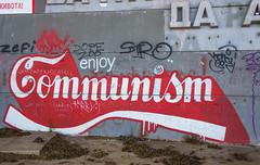 BUZLUDZHA-38 (RAFFI YOUREDJIAN PHOTOGRAPHY) Tags: buzludzha bulgaria spaceship soviet architecture ruin graffiti communist derelict abandoned relic distasteful building monument