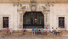 "Banc del ""sinofos"" (Siurell Blr) Tags: palma illesbalears espaa baleares architecture arquitectura ayuntamiento ajuntament balearicislands"