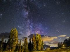 Milky Way (Scorpion-66) Tags: lagoantorno misurina lago vialattea milkyway colors canon60d landscape