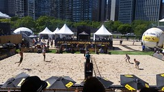 Lucena & Dalhausser @ Chicago AVP on Oak Street Beach (happily Evan after) Tags: avp volleyball nick lucena phil dalhausser chicago oak street beach