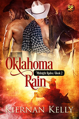 Oklahoma Rain (CoverReveals) Tags: paranormal romance gay mm glbt shifters