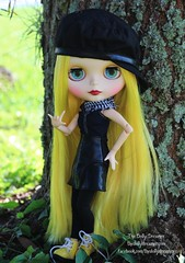The New Harper! (thedollydreamer) Tags: blythe doll matteface jointed body azonebody gazecorrection gazelift thedollydreamer bridgetdellaero realisticeyechips