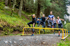 Obstacle Race in Bergen (huddart_martin) Tags: sports people obstacle hinder running action sonya99 climbing jumping bergen norway norge trolljegerprven