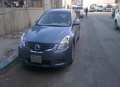 Nissan - Altima - 2010  (saudi-top-cars) Tags: