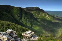 Pic du Brul (pascal_roussy) Tags: parcnationaldelagaspsie gaspsie qubec canada parcqubec spaq paysage landscape montagne mountain nature t summer nikon d3100
