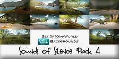KaTink - Sounds of Silence Pack 4 (Marit (Owner of KaTink)) Tags: katink my60lsecretsale 60l secondlife sl 60lsales