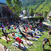 Blues & Brews Yoga Sessions