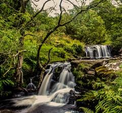 blaen-y-glyn falls (c.bool83) Tags: waterfalls beautiful landscape river forestry longexposure wales brecon