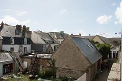 Concarneau (cyl_photos) Tags: concarneau villeclose remparts fortifications vauban toits bretagne