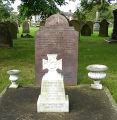 Runcorn [Halton] Cemetery, Cheshire (Mary Emma1) Tags: victoriacross runcorn bravery gallantry war