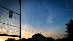 Sunset Lines (Thomas TRENZ) Tags: austria oo sonnenuntergang stadterkundung thomastrenz verkehr vienna cityexplore himmel huaweip9 lines linien shotwithhuawei sky smartphone sunset trafic wien sterreich