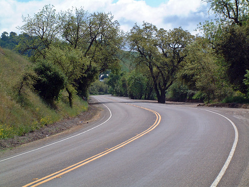 Pleasanton-Sunol Road