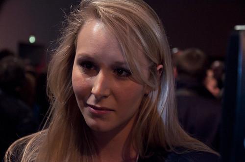 Marion Maréchal-Le Pen, nièce de Marine Le Pen