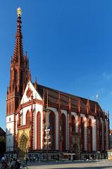_seleccion Wurzburg-_DSC3806-Editar-ALEMANIA, Marienkapelle, Marienplatz, WURZBURG (Francisco Puentes) Tags: alemania wurzburg marienplatz marienkapelle