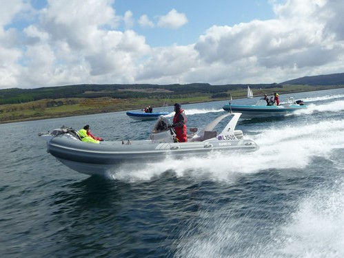Easdale RIB Rendezvous 8
