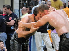 Traditional oil wrestling /Nigrita Greece (d.mavro) Tags: shirtless beautiful leather sport greek big fighter nipples body masculine muscle muscular wrestling chest traditional butt north handsome hunk sensual arena greece strong torso wrestler biceps hombre hommes turk homme bulge serres jeune grecoroman muchacho pehlivan yal gre athlet nigrita