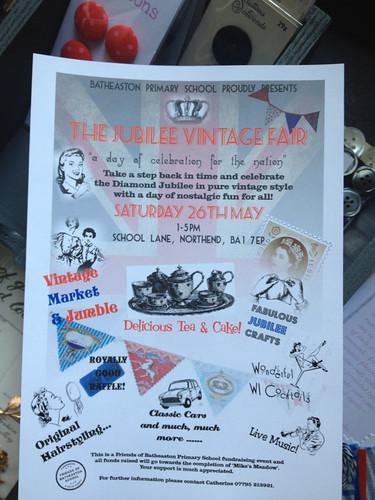 Jubilee Vintage Fair, Batheaston